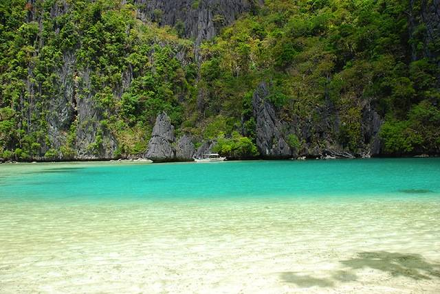 El Nido Tour D Island Beaches Palawan Island Philippines